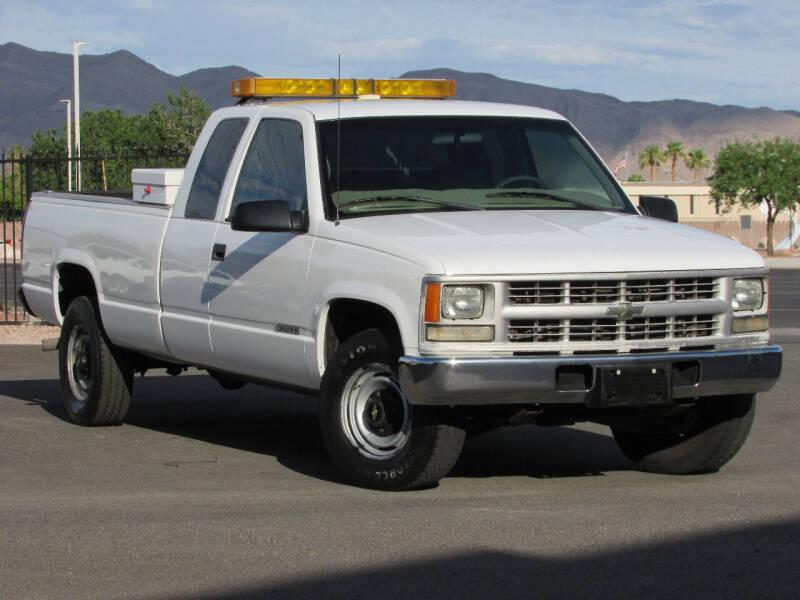 1999 Chevrolet C/K 2500 Series for sale at Best Auto Buy in Las Vegas NV