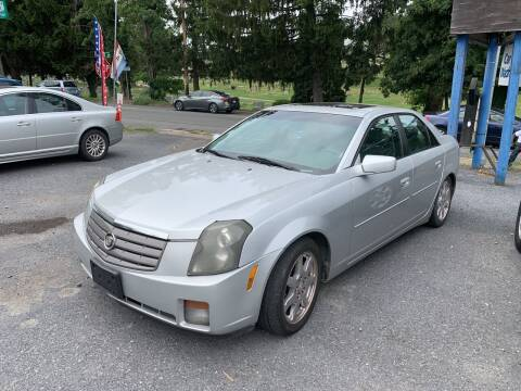 2003 Cadillac CTS for sale at Harrisburg Auto Center Inc. in Harrisburg PA