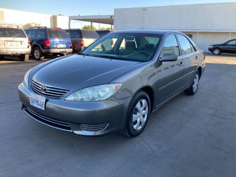 2006 Toyota Camry for sale at PRICE TIME AUTO SALES in Sacramento CA
