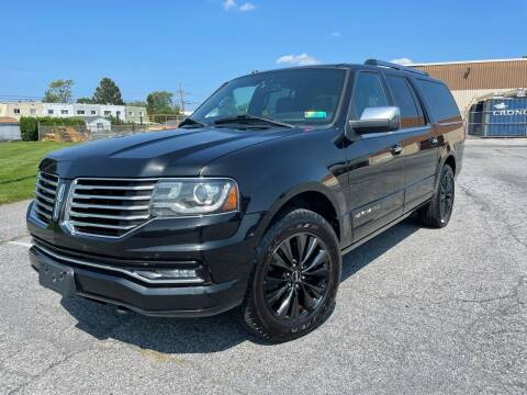 2015 Lincoln Navigator L for sale at Capri Auto Works in Allentown PA