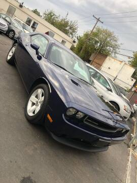 2013 Dodge Challenger for sale at GM Automotive Group in Philadelphia PA