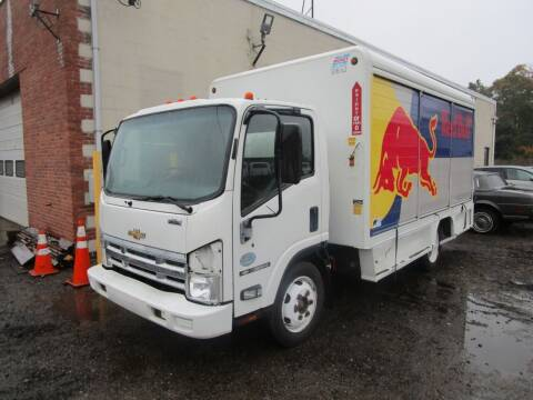 2009 Chevrolet W5500 HD for sale at Lynch's Auto - Cycle - Truck Center in Brockton MA