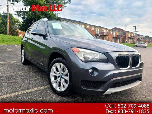 2013 BMW X1 for sale at Motor Max Llc in Louisville KY