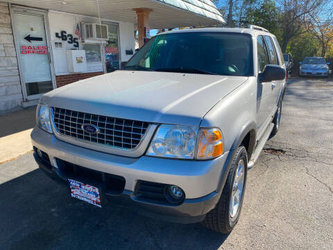 2004 Ford Explorer for sale at New Wheels in Glendale Heights IL