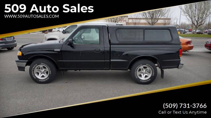 1999 Mazda B-Series Pickup for sale at 509 Auto Sales in Kennewick WA