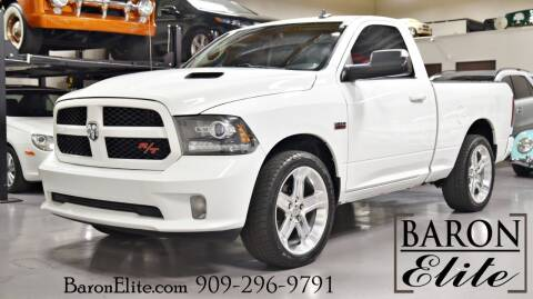 2014 RAM Ram Pickup 1500 for sale at Baron Elite in Upland CA