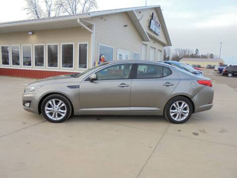 2013 Kia Optima for sale at Milaca Motors in Milaca MN