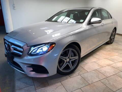2017 Mercedes-Benz E-Class for sale at EUROPEAN AUTO EXPO in Lodi NJ