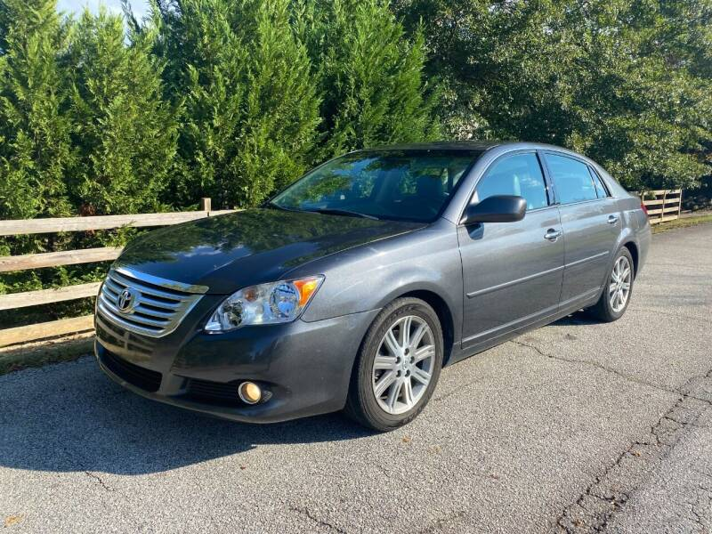 2008 Toyota Avalon for sale at Front Porch Motors Inc. in Conyers GA