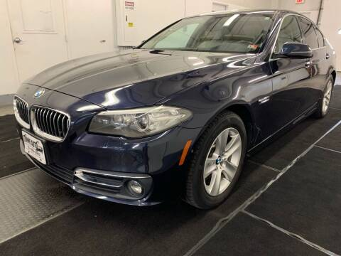 2016 BMW 5 Series for sale at TOWNE AUTO BROKERS in Virginia Beach VA