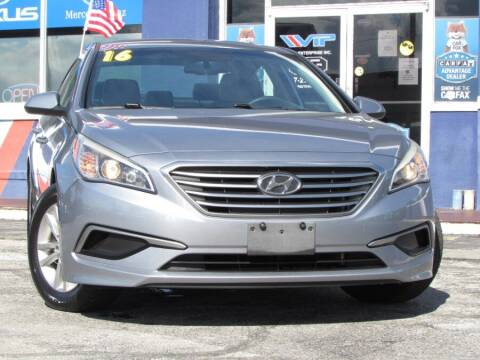 2016 Hyundai Sonata for sale at VIP AUTO ENTERPRISE INC. in Orlando FL