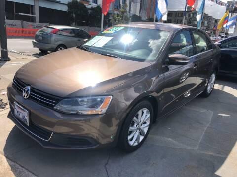 2013 Volkswagen Jetta for sale at Excelsior Motors , Inc in San Francisco CA