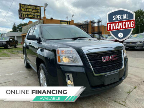 2015 GMC Terrain for sale at 3 Brothers Auto Sales Inc in Detroit MI