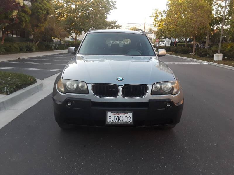 2004 BMW X3 for sale at Goleta Motors in Goleta CA