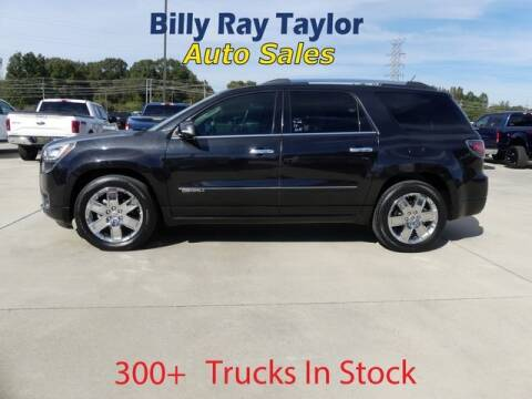 2015 GMC Acadia for sale at Billy Ray Taylor Auto Sales in Cullman AL