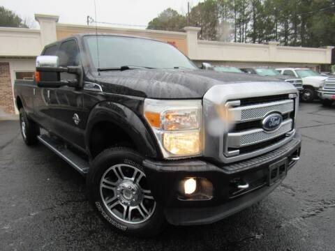2014 Ford F-350 Super Duty for sale at North Georgia Auto Brokers in Snellville GA