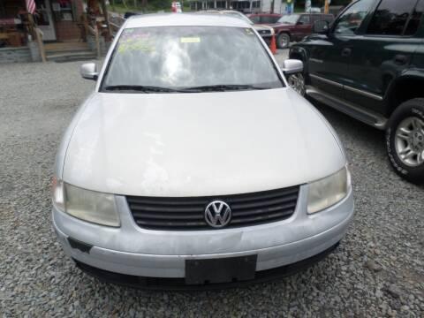 1999 Volkswagen Passat for sale at FERNWOOD AUTO SALES in Nicholson PA