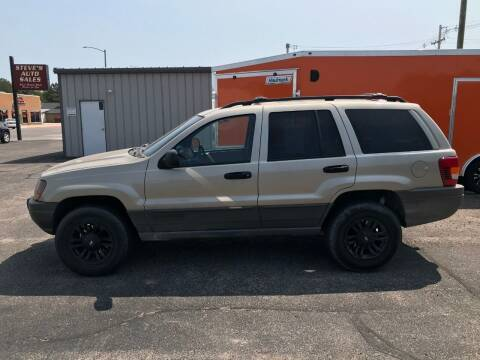 1999 Jeep Grand Cherokee for sale at STEVE'S AUTO SALES INC in Scottsbluff NE