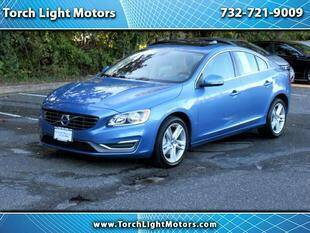 2014 Volvo S60 for sale at Torch Light Motors in Parlin NJ