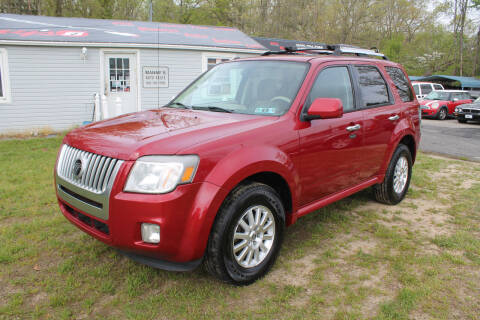 2011 Mercury Mariner for sale at Manny's Auto Sales in Winslow NJ