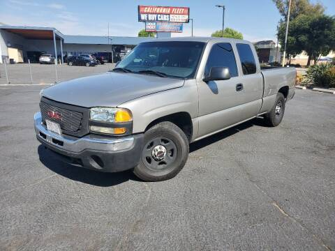 2003 GMC Sierra 1500 for sale at Universal Motors in Glendora CA