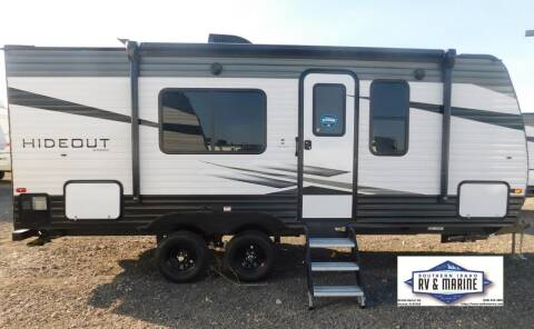 2021 KEYSTONE HIDEOUT 19RB for sale at SOUTHERN IDAHO RV AND MARINE - New Trailers in Jerome ID