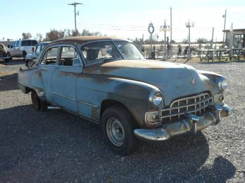 1948 Cadillac SERIES 60 for sale at L & L CLASSIC CARS in Marlow OK