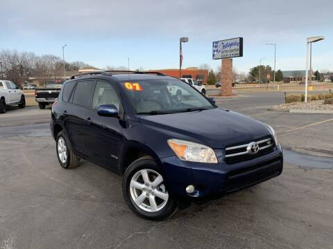 2007 Toyota RAV4 for sale at Integrity Auto Center in Paola KS
