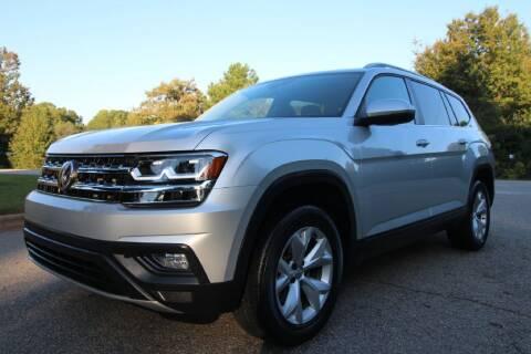 2018 Volkswagen Atlas for sale at Oak City Motors in Garner NC