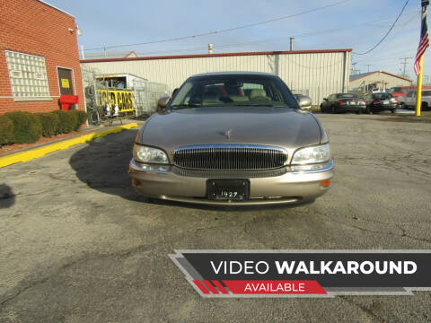 2003 Buick Park Avenue for sale at X Way Auto Sales Inc in Gary IN