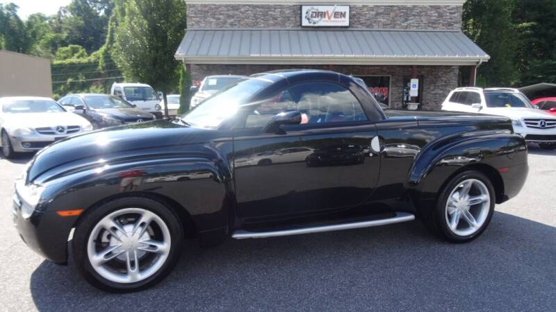 2004 Chevrolet SSR for sale at Driven Pre-Owned in Lenoir NC