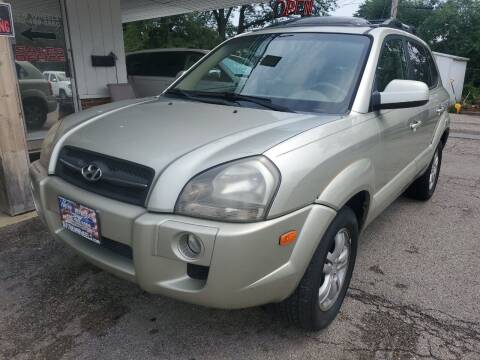 2007 Hyundai Tucson for sale at New Wheels in Glendale Heights IL