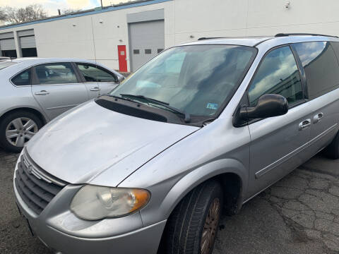 2005 Chrysler Town and Country for sale at JerseyMotorsInc.com in Teterboro NJ