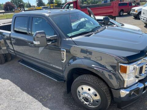 2021 Ford F-450 Super Duty for sale at DirtWorx Equipment - Trucks in Woodland WA