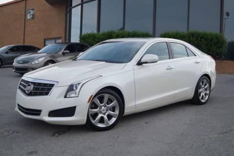 2013 Cadillac ATS for sale at Next Ride Motors in Nashville TN