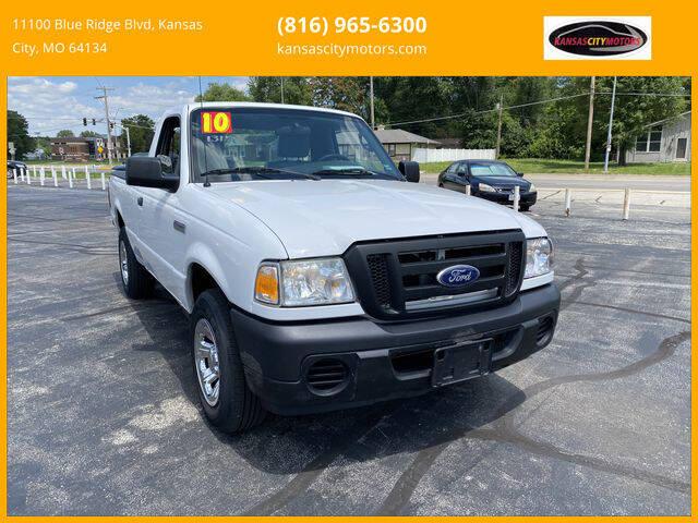 2010 Ford Ranger for sale at Kansas City Motors in Kansas City MO
