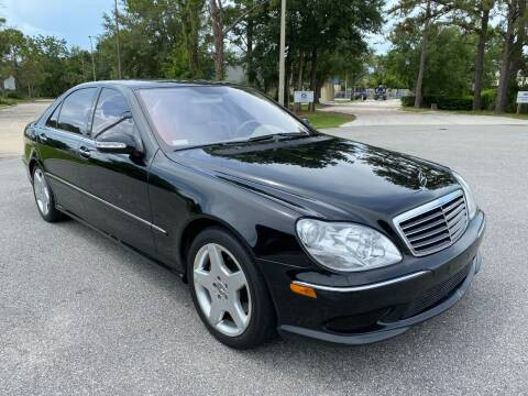 2005 Mercedes-Benz S-Class for sale at Global Auto Exchange in Longwood FL