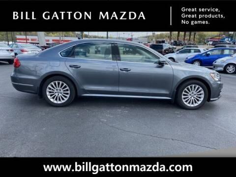 2016 Volkswagen Passat for sale at Bill Gatton Used Cars - BILL GATTON ACURA MAZDA in Johnson City TN