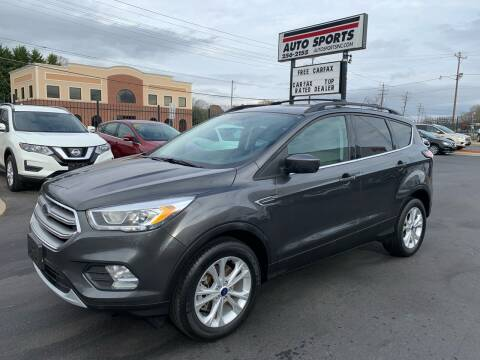 2017 Ford Escape for sale at Auto Sports in Hickory NC