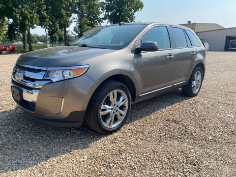 2012 Ford Edge for sale at Community Auto Specialist in Gonzales LA
