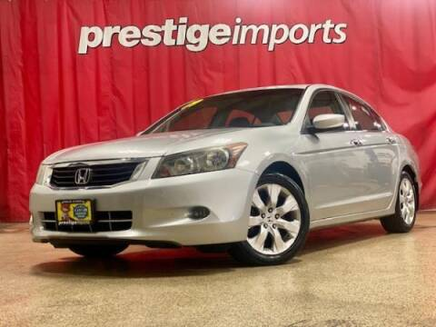 2009 Honda Accord for sale at Prestige Imports in St Charles IL