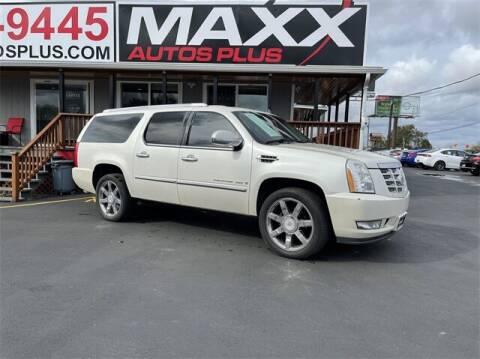 2008 Cadillac Escalade ESV for sale at Maxx Autos Plus in Puyallup WA