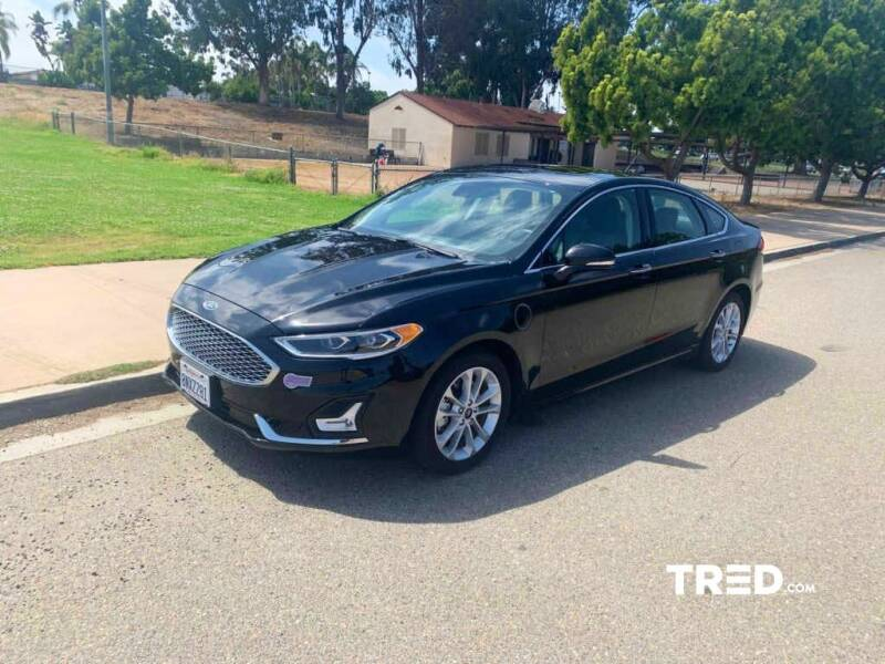 2019 Ford Fusion Energi for sale in San Diego, CA