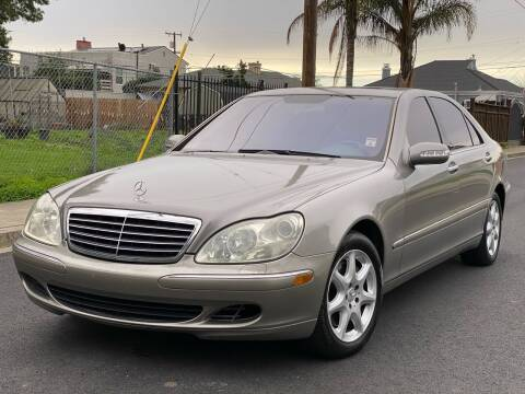 2006 Mercedes-Benz S-Class for sale at ZaZa Motors in San Leandro CA