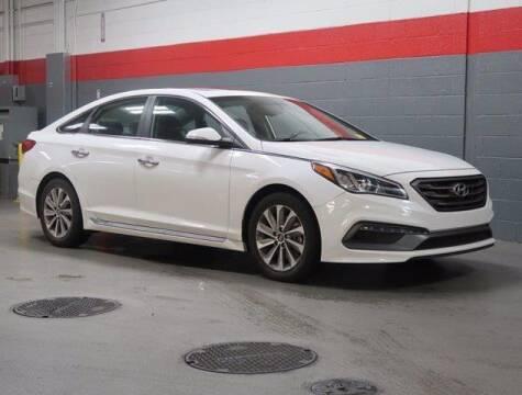 2017 Hyundai Sonata for sale at CU Carfinders in Norcross GA