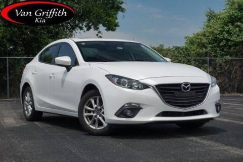 2016 Mazda MAZDA3 for sale at Van Griffith Kia Granbury in Granbury TX
