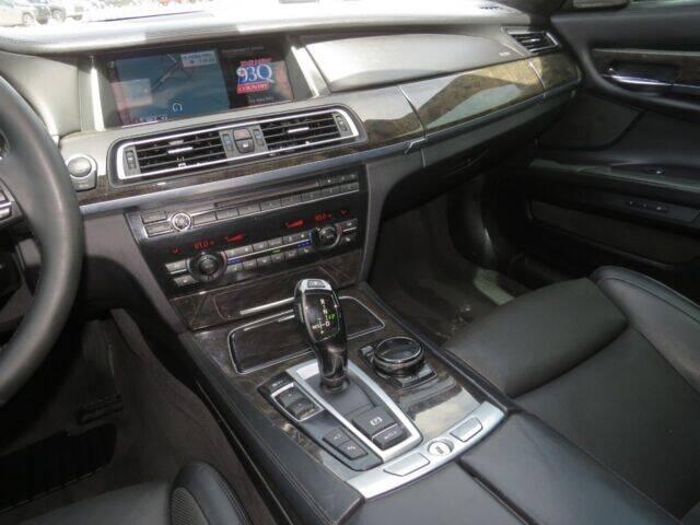 2015 BMW 7 Series Sedan - Houston TX