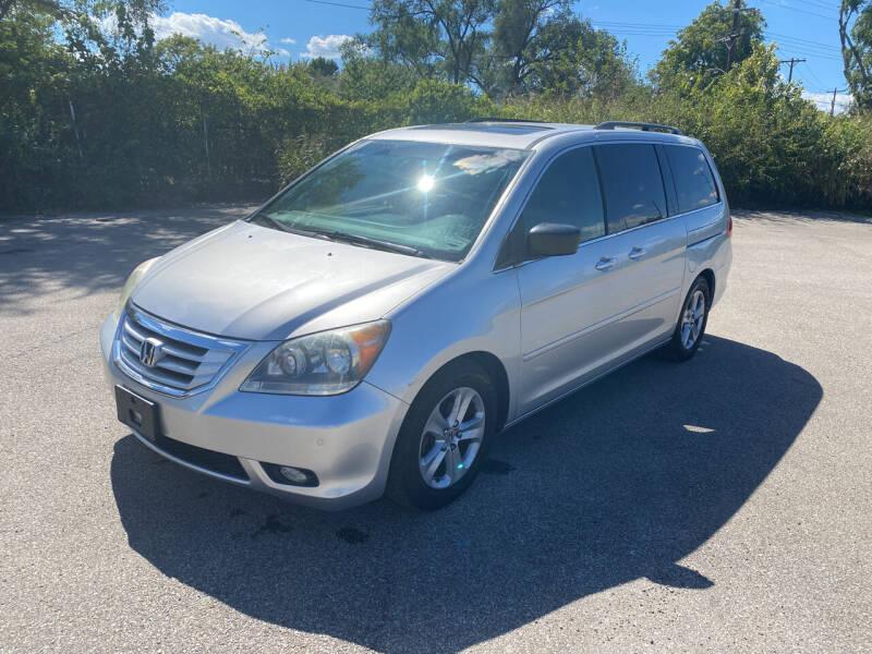2010 Honda Odyssey for sale at Mr. Auto in Hamilton OH