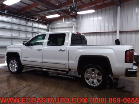 2018 GMC Sierra 1500 for sale at East Coast Auto Source Inc. in Bedford VA