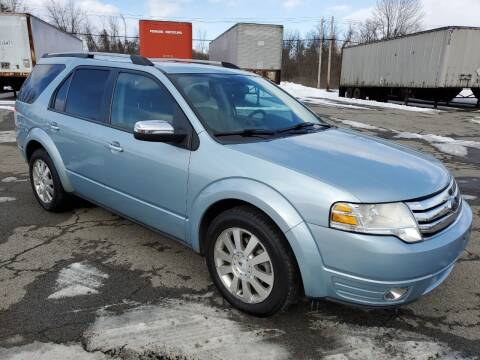 2009 Ford Taurus X for sale at 518 Auto Sales in Queensbury NY